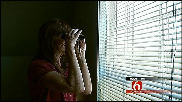 Rogers County Woman Busts Teen Breaking Into Neighbor's Home