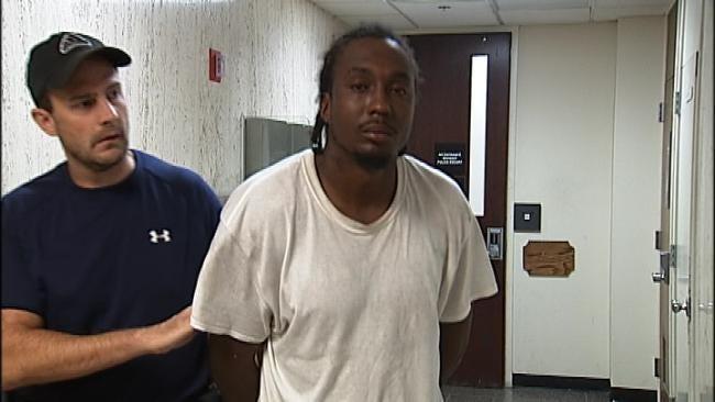 WEB EXTRA: Tulsa Most Wanted Murder Suspect Taken Into Custody