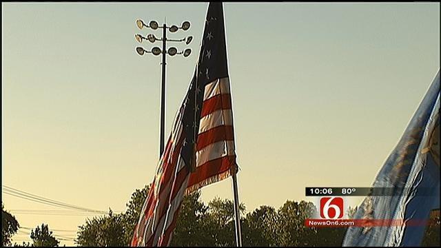 Survivor Speaks At Bartlesville 9/11 Anniversary Event
