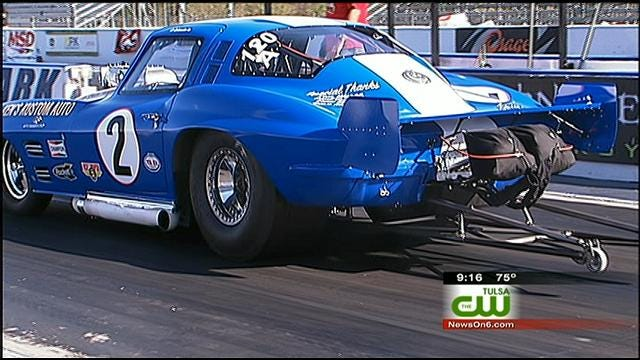 Tulsa Raceway Park Revvs Up For 'Drag Week'