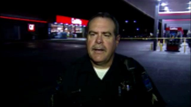 WEB EXTRA: Tulsa Police Cpl. Mark Secrist Talks About Shooting