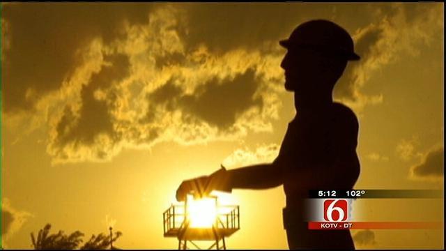 Tulsa Photographer Snaps Amazing Shots Of Oklahoma