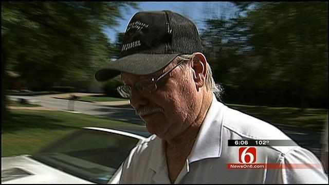 Tulsa Man Builds Bat Houses To Help Control Mosquito Problem