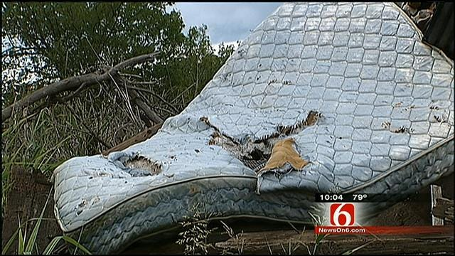 Muskogee County Leaders Combat Trash Dumping Problem