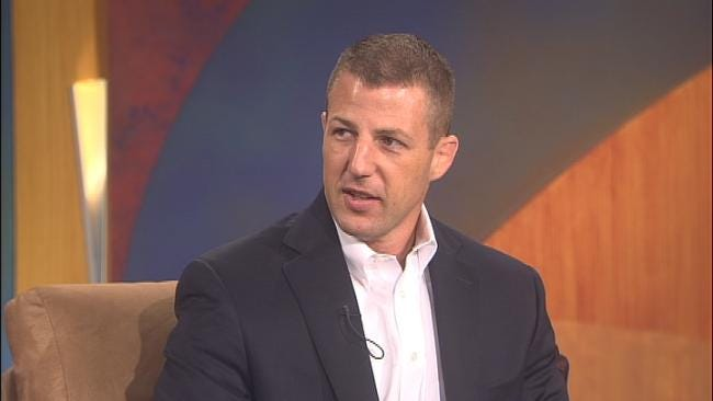 Republican 2nd Congressional District Candidate MarkWayne Mullin Interview