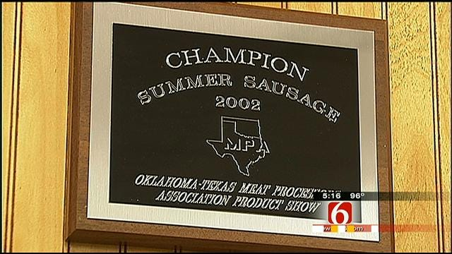 Oklahoma's Own Create Some Of Nation's Best Sausage