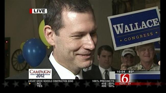 District 2 Democratic Candidate Rob Wallace On Runoff Victory