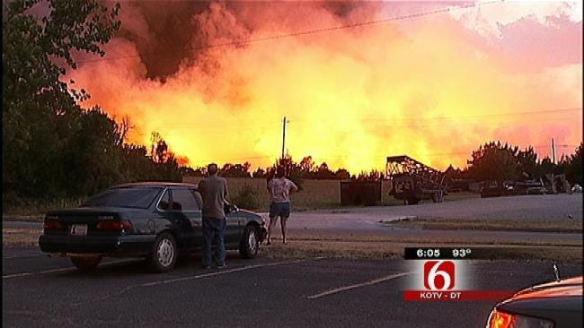 Disaster Recovery Center Helps Creek County Wildfire Victims Start Over