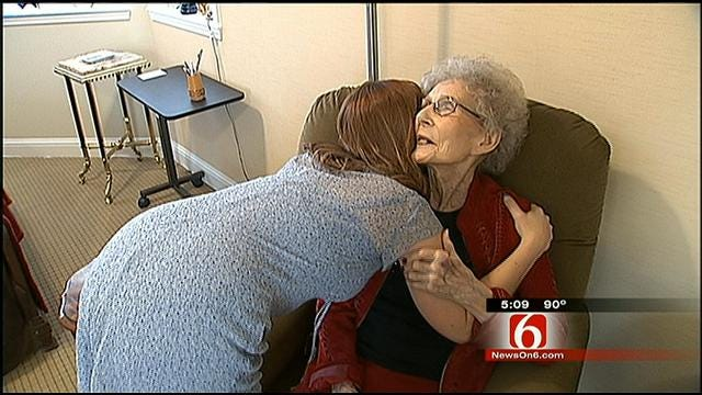 Memory Care Resident Takes Part In Ms. Senior Oklahoma Pageant