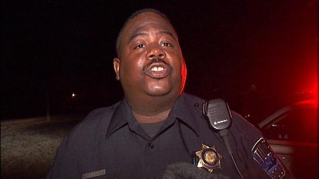 WEB EXTRA: Sergeant Dedlorn Sanders Explains Incident