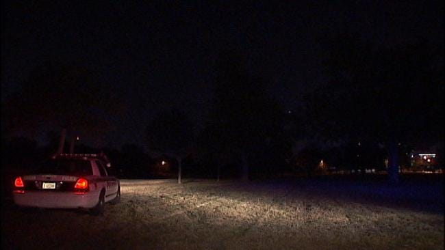 WEB EXTRA: Video From Scene Of Attempted Abduction, Sexual Assault At Tulsa Park