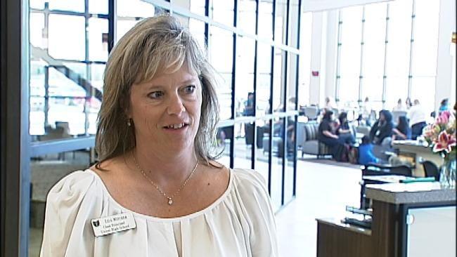 WEB EXTRA: Union High School Principal Lisa Witcher