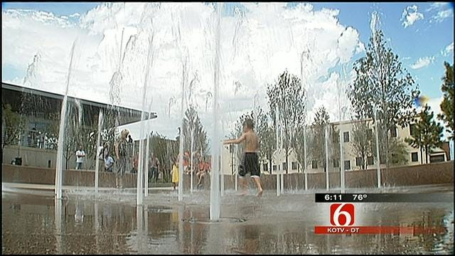 Tulsa's Guthrie Green Set To Open With Weekend Of Music, Fun