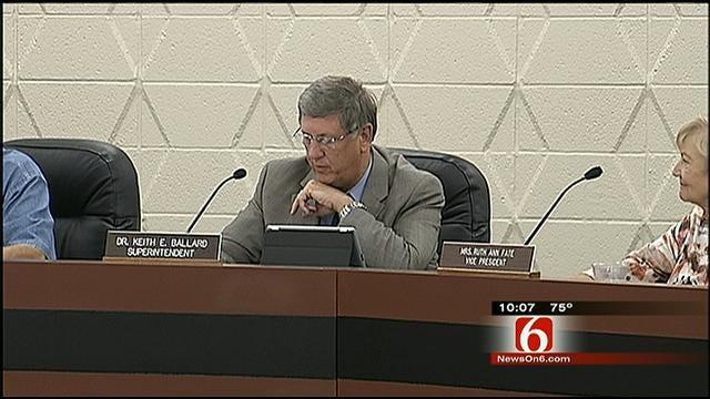 Public Donations Help Buy Uniforms Required For Tulsa Public Schools
