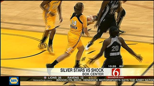 Highlights From Shock Loss to San Antonio