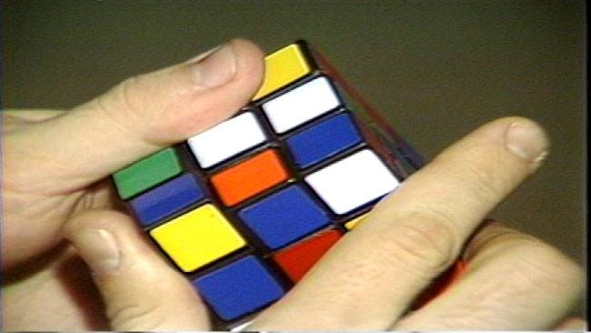 From The KOTV Vault: Remembering The Rubik's Cube, Circa 1981