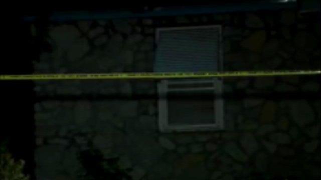 WEB EXTRA: Video From Scene Of North Tulsa Homicide Scene