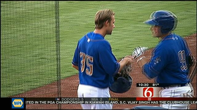 Drillers Score Late To Beat RoughRiders