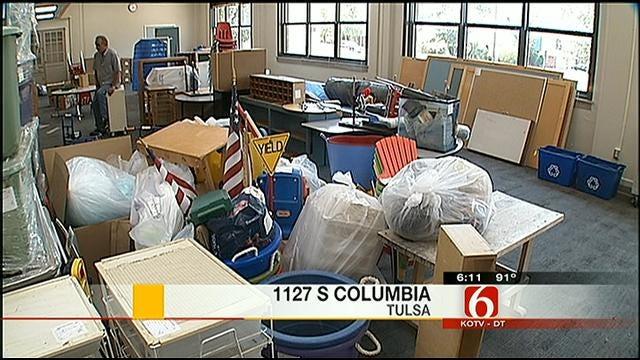 Tulsa Public Schools Make Last Minute Preparations For School Year