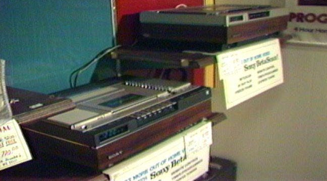 From The KOTV Vault: Betamax Comes To Tulsa In 1981