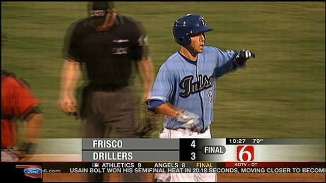 Tulsa vs. Frisco Highlights