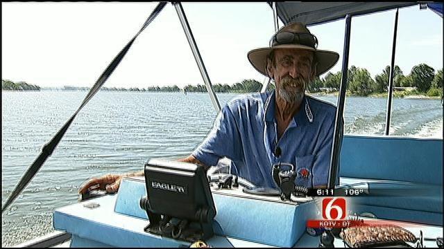 Adventurer Sets Off On Pontoon Trip Down Arkansas River To NOLA