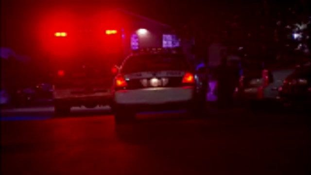 WEB EXTRA: Video From Scene Of Robbery In Wimbleton Apartments Parking Lot