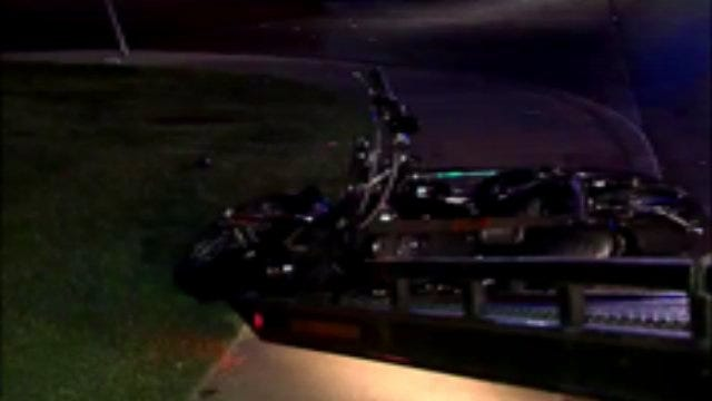 WEB EXTRA: Video From Scene Of Tulsa Motorcycle Crash At 71st And Yale