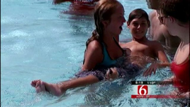 Special Day Camp Offers Fun For Tulsa Kids With Special Needs
