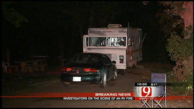 Two Injured In RV Explosion At Arcadia Lake