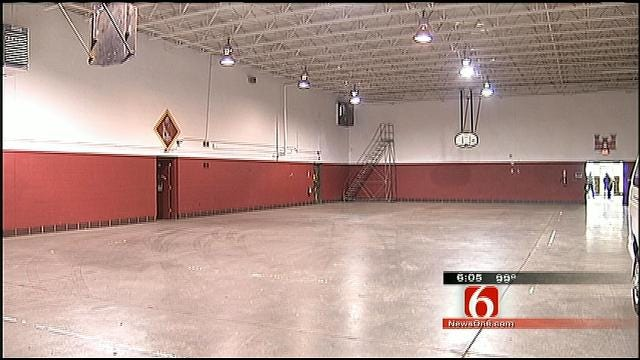 City Of Muskogee Celebrates Takeover Of Old Armory