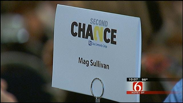 Con Man Who Inspired Major Movie Speaks At TCC Second Chance Dinner
