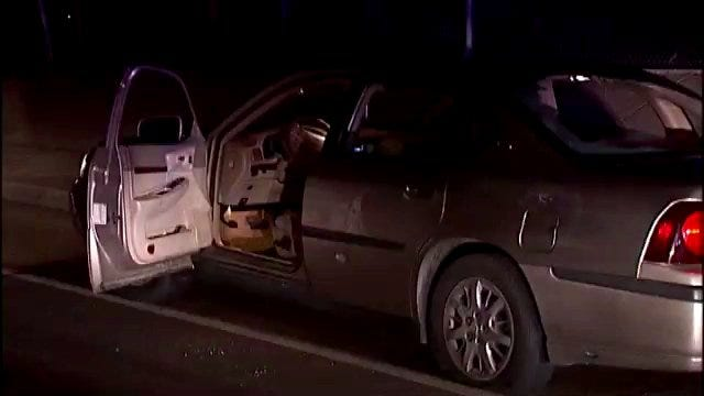 WEB EXTRA: Video From Scene Of Shots Fired Call