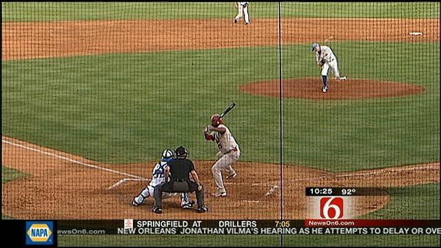 Drillers Shut Out Cardinals