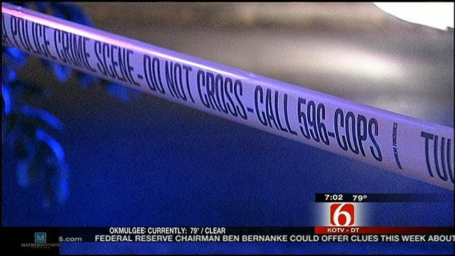 Man Shot Dead By Police Officer After Attempted Robberies