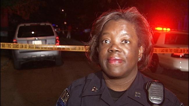 WEB EXTRA: Captain Karen Tipler On Officer-Involved Shooting