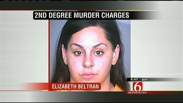 Broken Arrow Woman Arrested In Husband's Stabbing Death