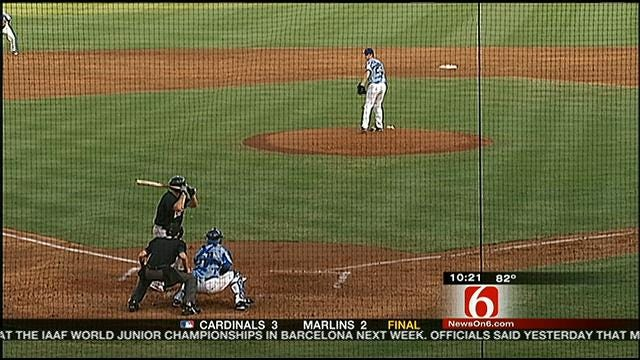 Drillers Blown Out By San Antonio