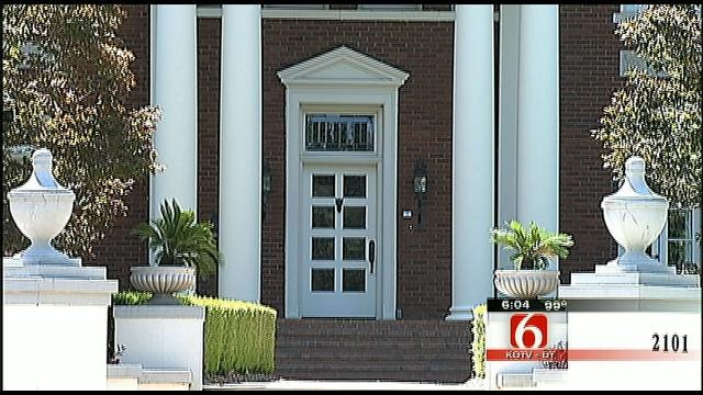University Of Tulsa Buys Historic Skelly Mansion
