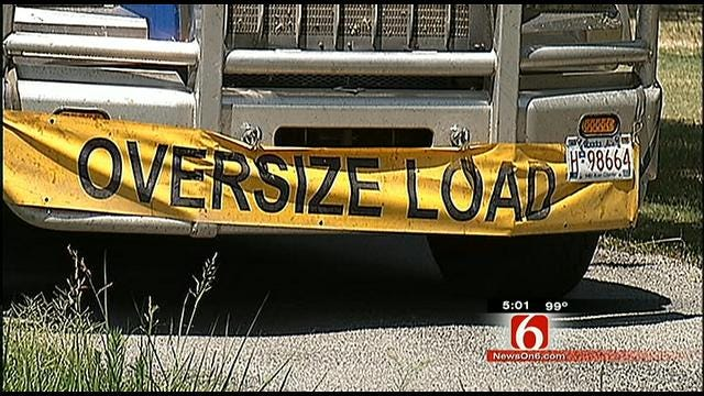 Oversize Load Wreck Closes Part Of Eastern Oklahoma Highway