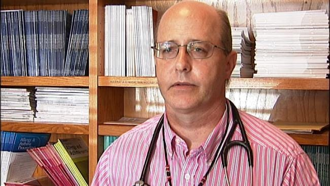 WEB EXTRA: Dr. James Love With Allergy Clinic of Tulsa Talks About Meat Allergies