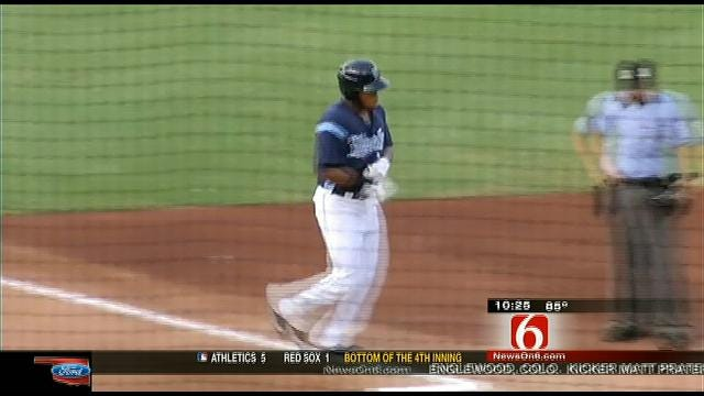 Drillers Lose On Walk-Off Home Run