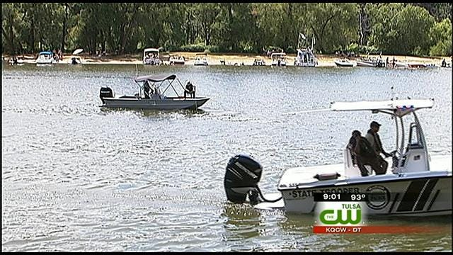 Third Drowning Reported At Oklahoma Lake