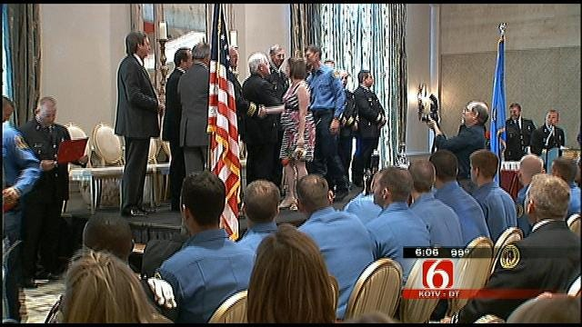 Cadets Graduate From Tulsa Fire Academy