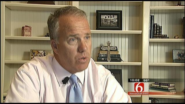 Oklahoma Lawmaker Explains Insurance Exchanges