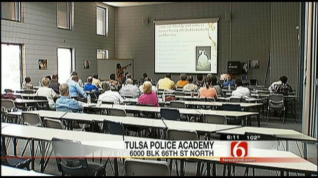 Faith-based Program Aims To Help Criminals And Victims