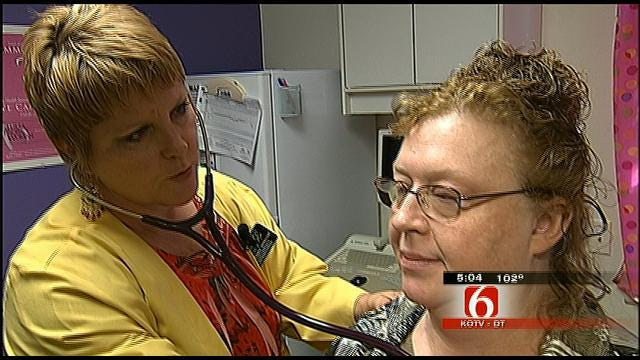 Oklahomans Who Rely On Free Clinics React To Healthcare Decision