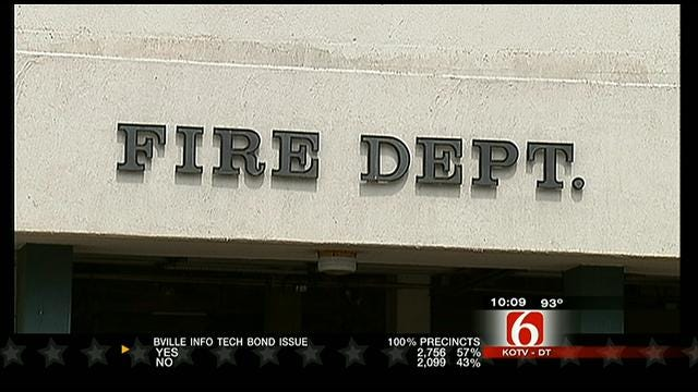 Voters Decide On New Contract For McAlester Firefighters