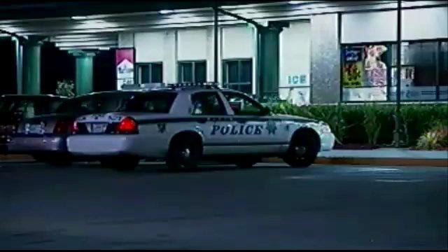 WEB EXTRA: Video From Scene Of Flying J Truck Stop Armed Robbery