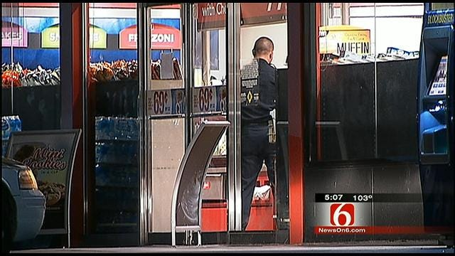 Two Tulsa Armed Robberies, Three Suspects Sought